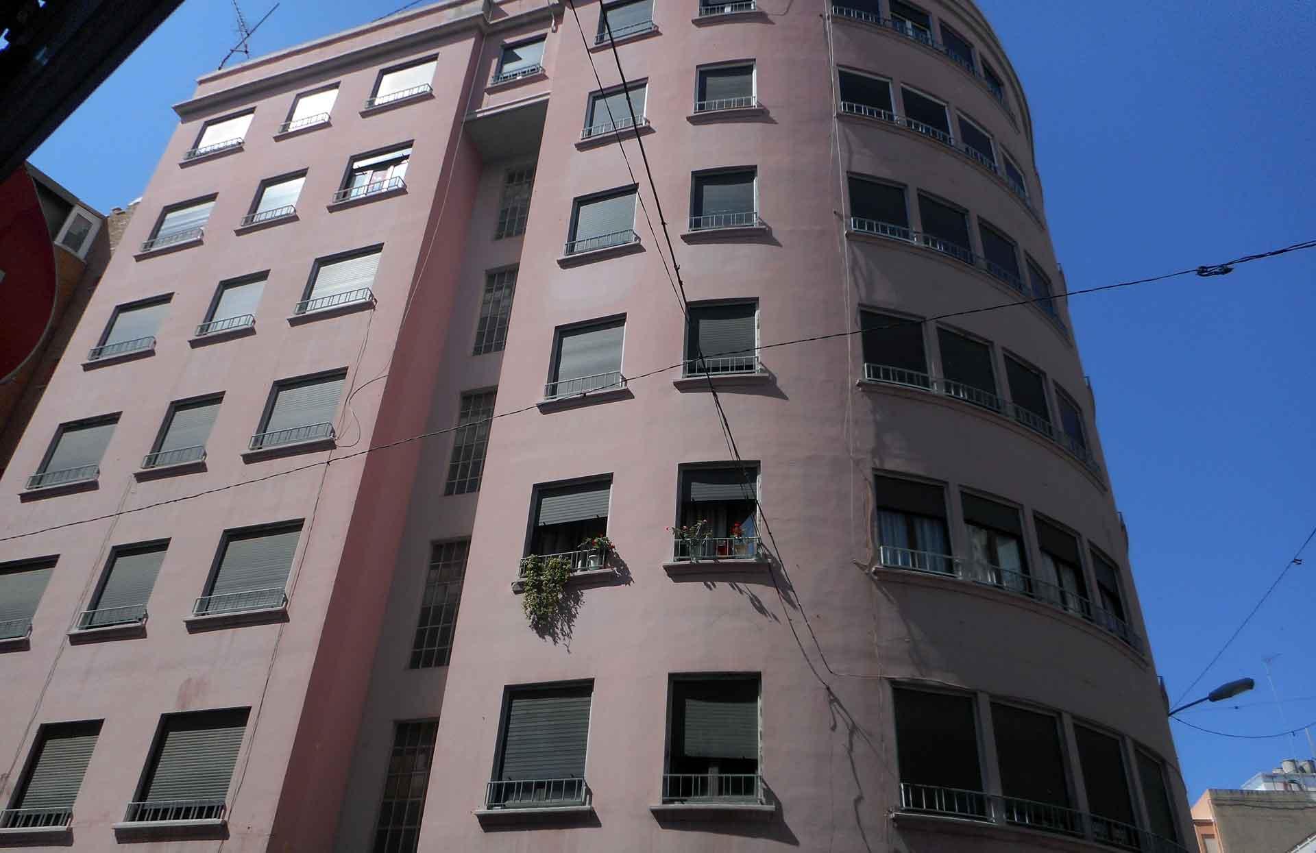 Piso con ascensor en venta en Burriana (Castellón) zona CENTRO