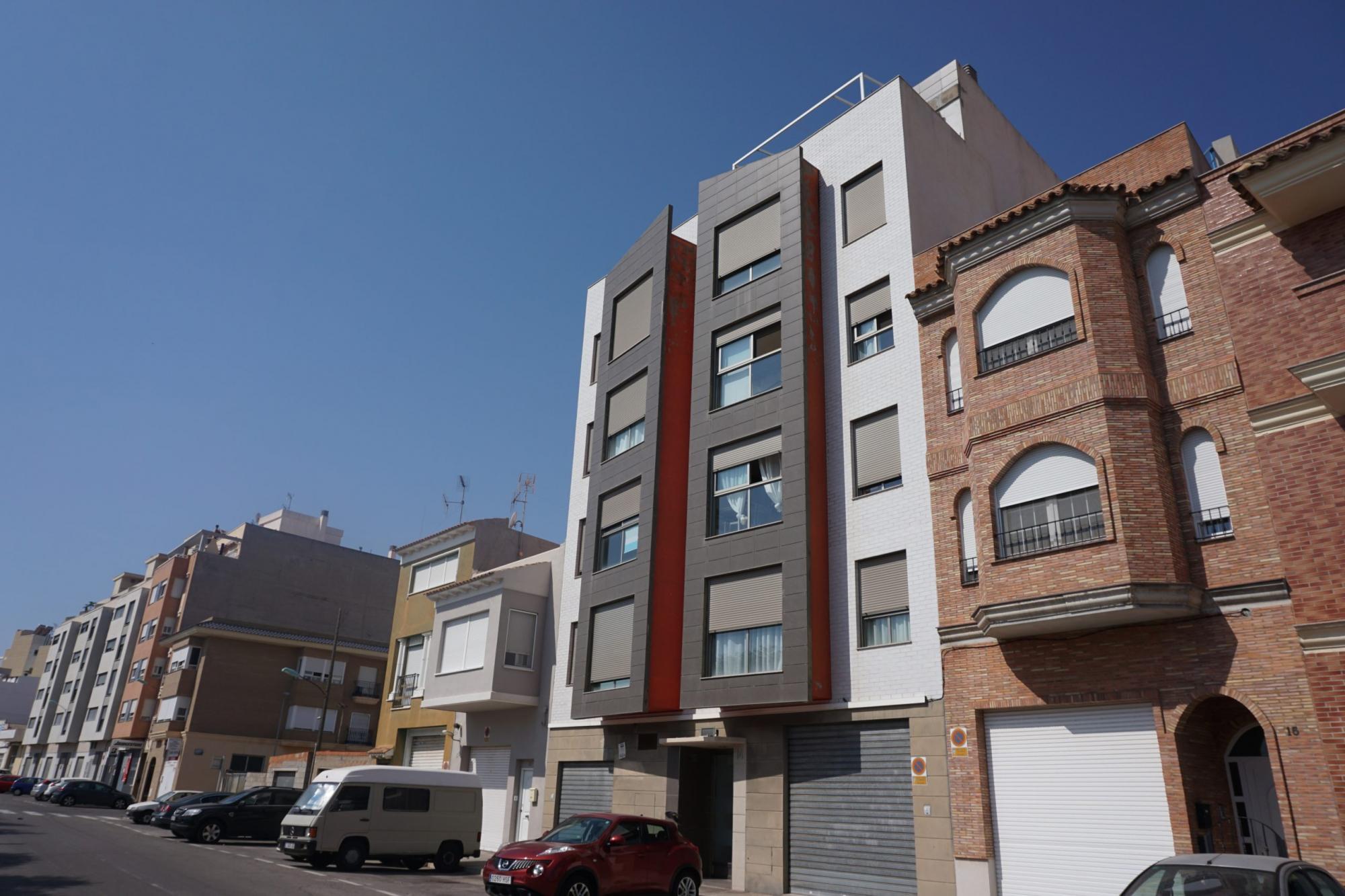 Piso en venta en Burriana (Castellón) zona Río