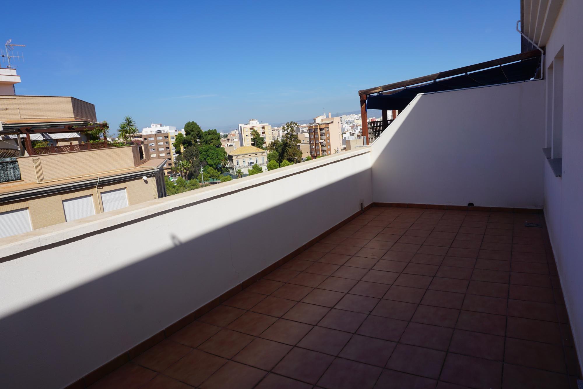 Amplio ÁTICO en Burriana (Castellón) zona LLOMBAI