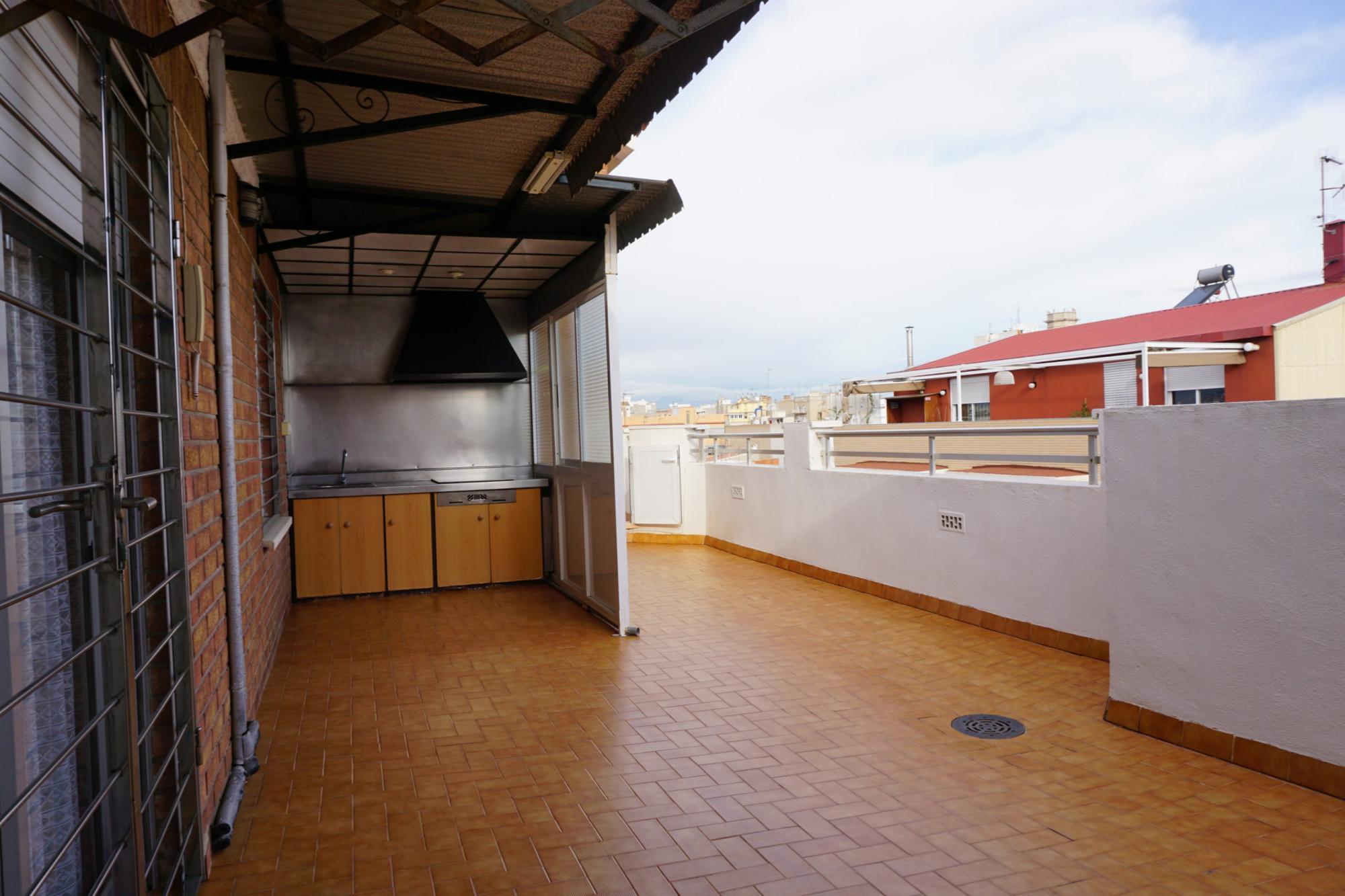 Ático en Burriana (Castellón) zona Centro