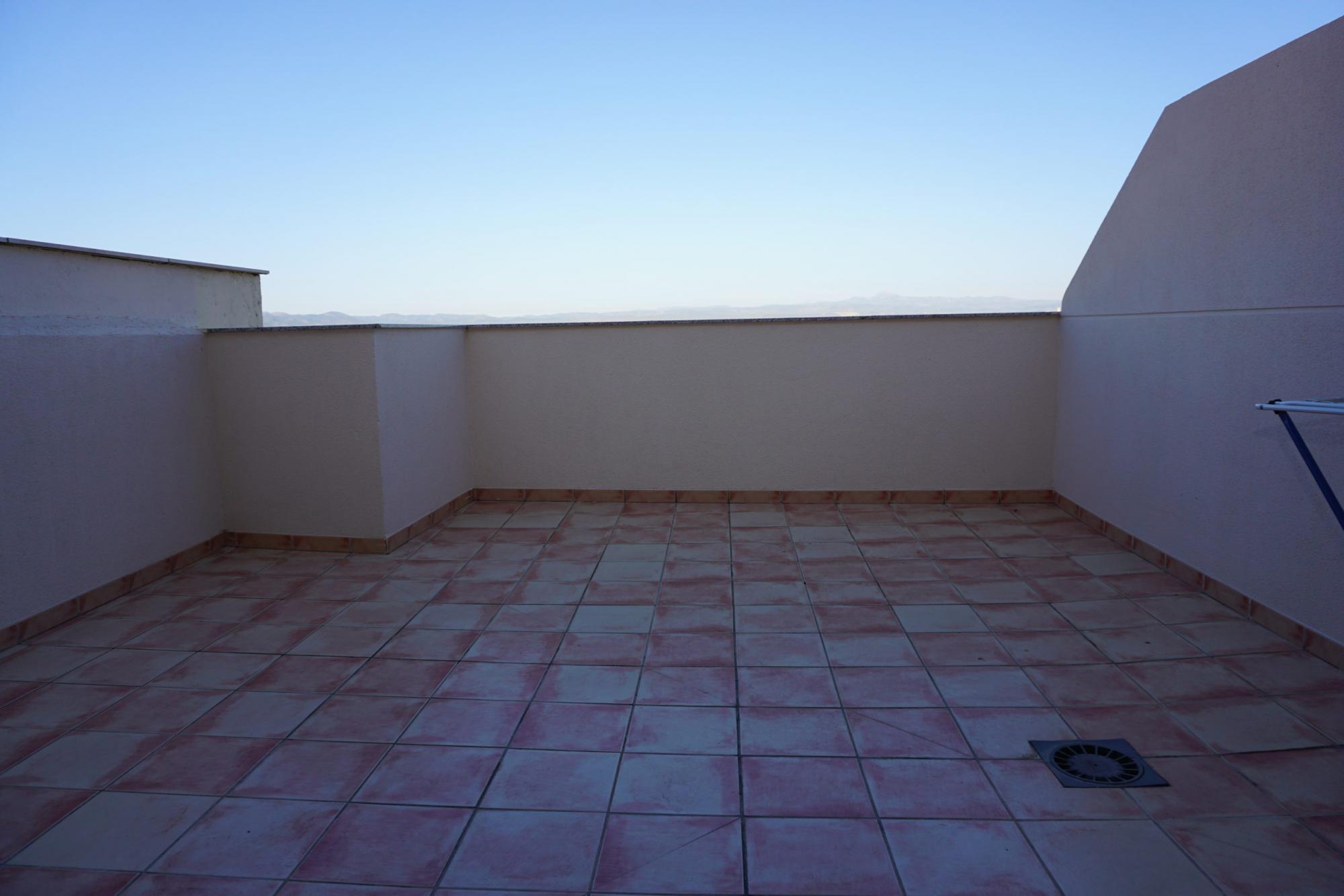 Ático en venta en la playa de Burriana (Castellón) zona Puerto
