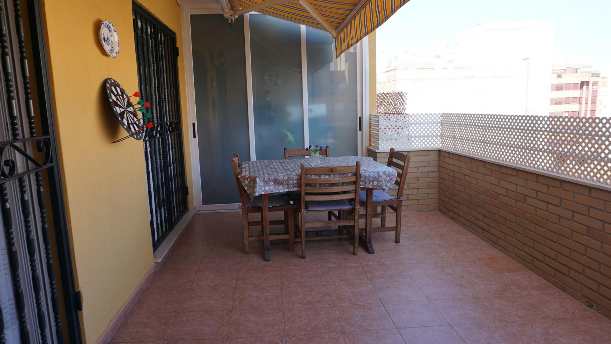 Ático en venta en Burriana (Castellón)