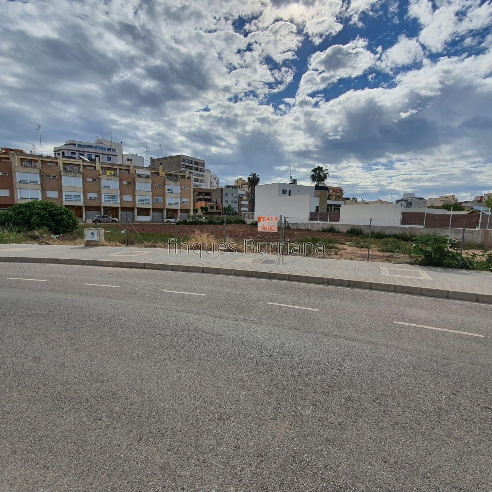 Parcela Calle Vieta Zona Cami d'Onda Burriana (Castellón) Fiscalidad ITP