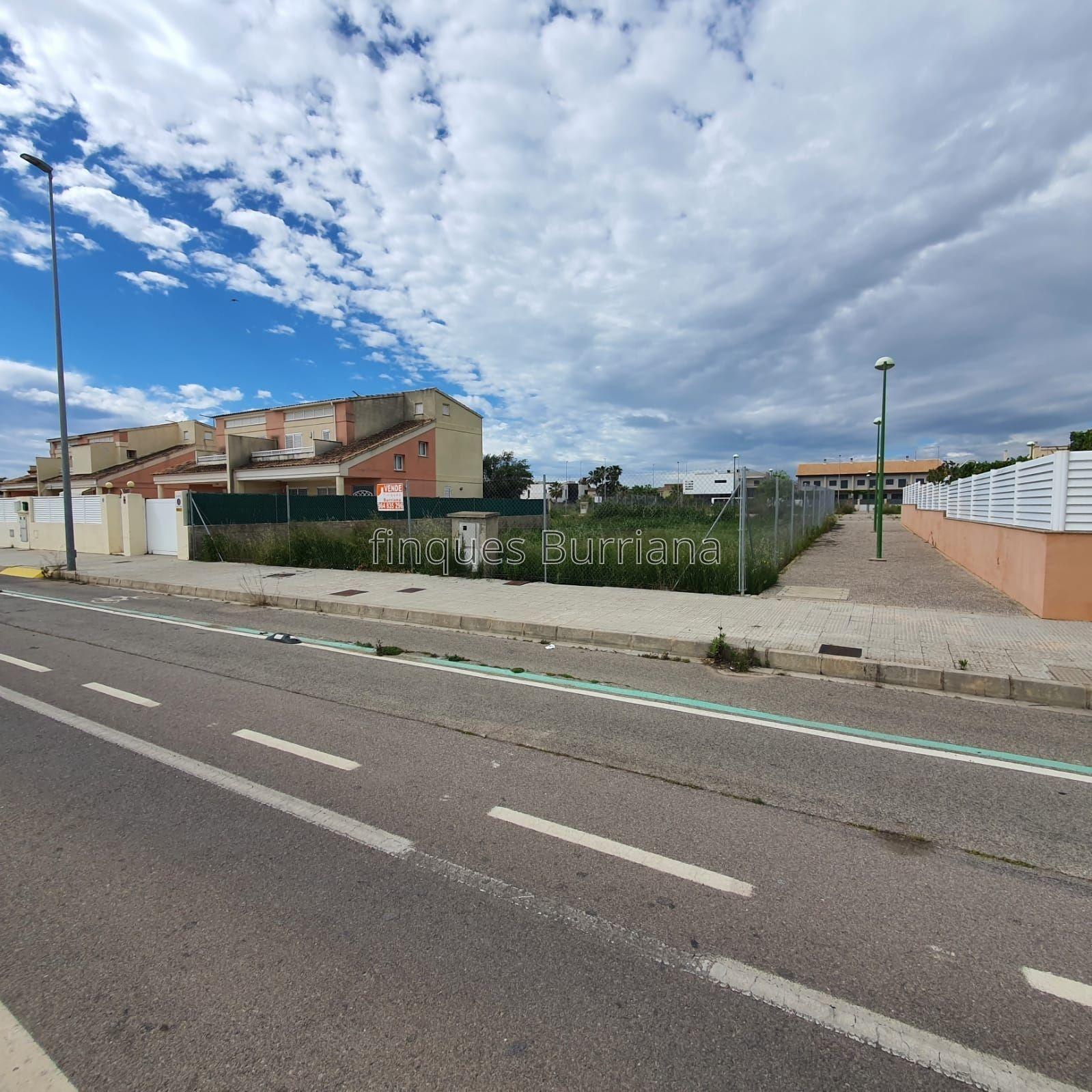 Parcela Situada Cami Fondo de Burriana
