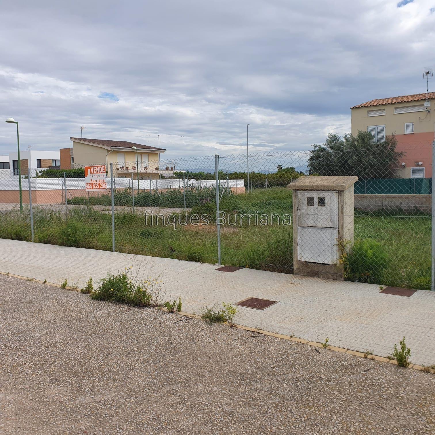 Parcelas en Zona Puerto Avenida Cañada Blanch
