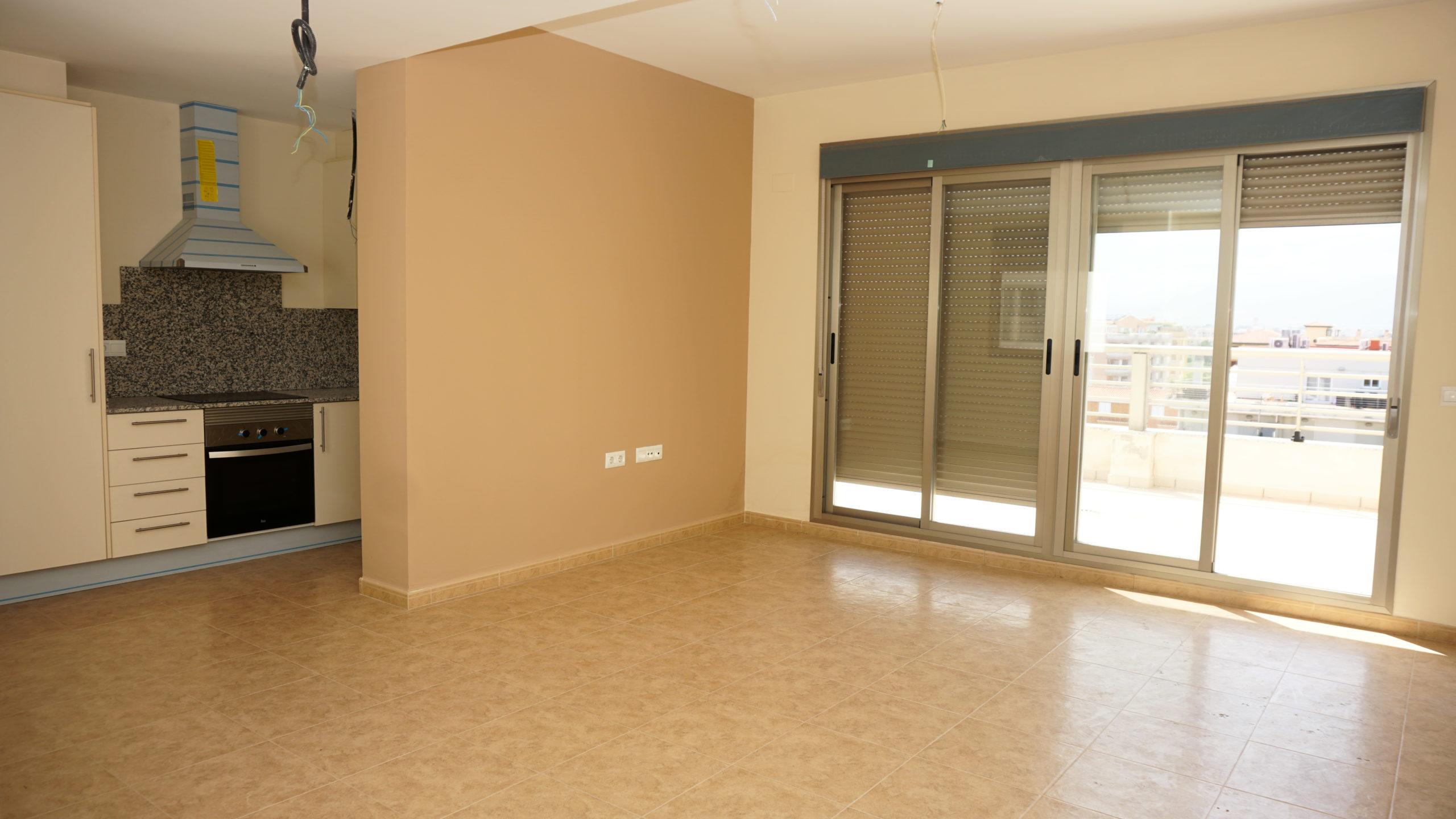 Promoción áticos y viviendas nuevas en Moncofa (Castellón) Zona Playa