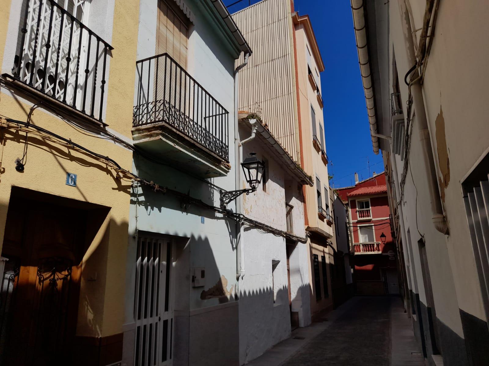 Casa adosada en venta en Burriana (Castellón) zona centro