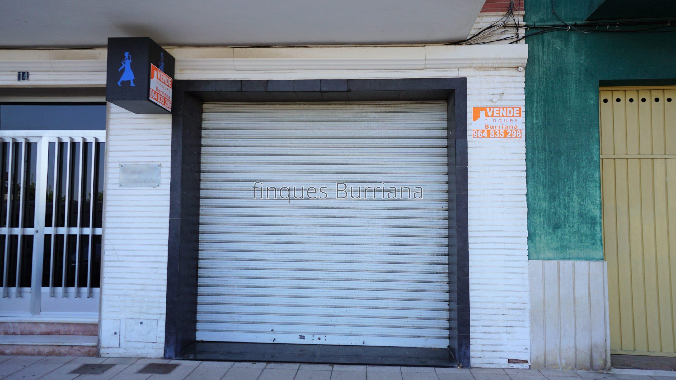 Local comercial en Venta en Burriana (Castellón) Zona Puerto