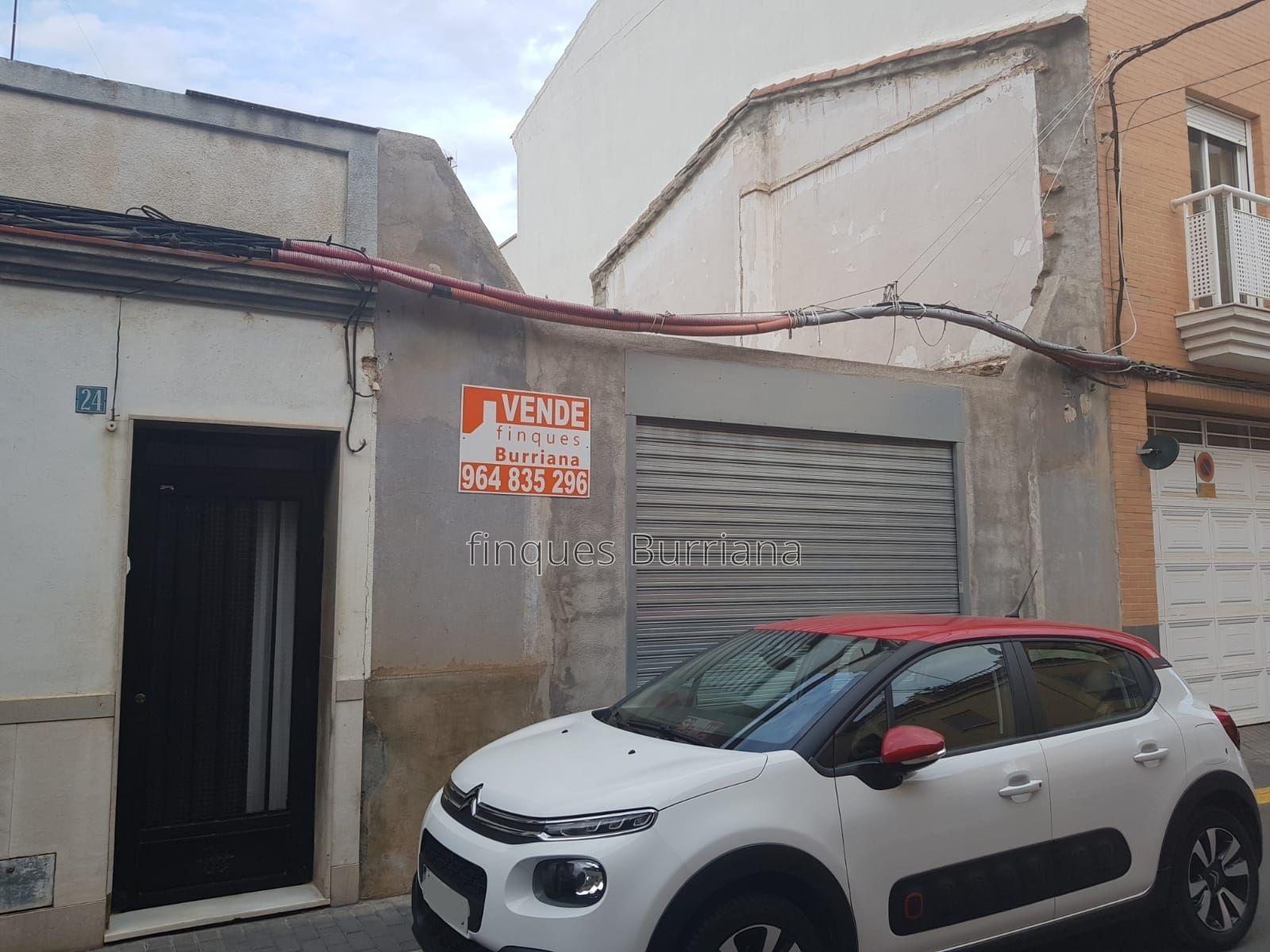 Suelo en Venta en Burriana (Castellón) Zona Carretera Nules